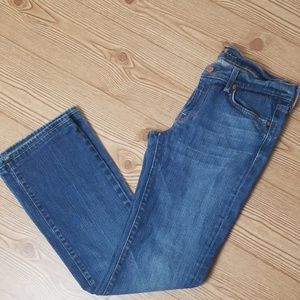 7 For All Mankind - Boot Cut Jeans